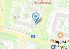 Компания «Фотостудия Миловановой Екатерины» на карте
