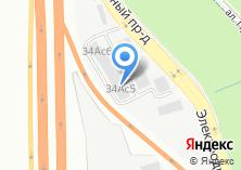 Компания «Технохит» на карте