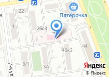 Компания «Стоматологическая поликлиника №34» на карте