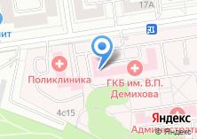 Компания «Стикс-С» на карте