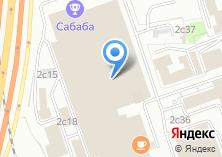 Компания «KolesaOnline» на карте