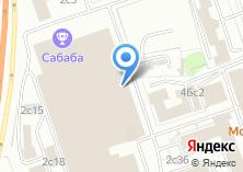 Компания «Московская Экспертиза Независимая» на карте