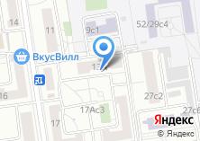 Компания «СДЮСШОР по велоспорту» на карте