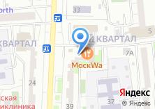 Компания «Магазин фруктов и овощей на Краснодонской» на карте