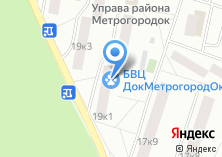 Компания «АвтоНова» на карте