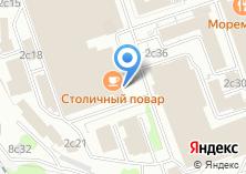Компания «Грузовичкоф» на карте