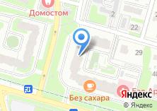 Компания «Сибирский межрегиональный учебный центр - Учебный центр» на карте