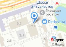 Компания «Scoopwhey.ru» на карте