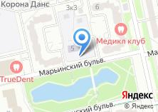 Компания «Детский сад №2325» на карте