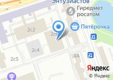 Компания «СМАКЕР» на карте