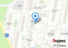Компания «ДЕЗ района Метрогородок» на карте