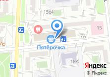 Компания «Элья» на карте