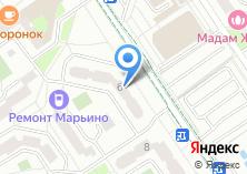 Компания «SV-Kvartal» на карте