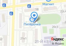Компания «Шелести» на карте