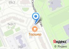 Компания «Магазин нижнего белья на ул. Васильцовский стан» на карте