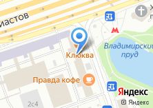 Компания «Потолочные системы» на карте