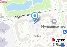 Компания «Детский сад №2324» на карте