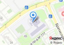Компания «Гимназия №1562 им. А. Боровика» на карте