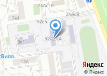 Компания «Кадетская школа-интернат №9» на карте