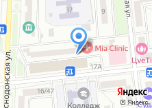 Компания «Step up» на карте