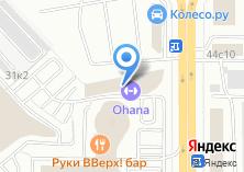 Компания «Строящееся административное здание по ул. Олимпийский проспект (г. Мытищи)» на карте
