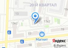 Компания «Орфей» на карте
