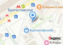 Компания «Андрей Малов и Партнеры» на карте