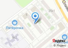 Компания «27 Центральный НИИ Министерства обороны РФ» на карте
