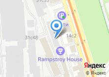 Компания «Кальянофф» на карте