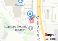 Компания «M-Carpet» на карте