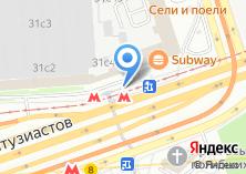 Компания «Станция Шоссе Энтузиастов» на карте