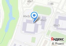 Компания «Средняя общеобразовательная школа №949» на карте