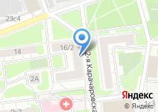 Компания «Бытпласт» на карте