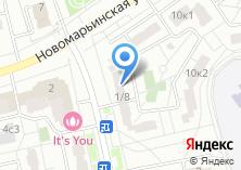 Компания «UNTAP» на карте