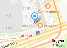 Компания «СкороМед» на карте