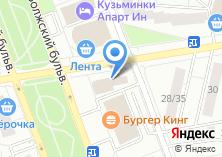 Компания «Восточные вечера» на карте