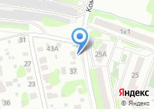 Компания «Tehnichka.su» на карте