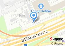 Компания «Центр комиссионного переоформления автомобилей» на карте