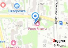 Компания «Строящийся жилой дом по ул. Кирова (г. Домодедово)» на карте