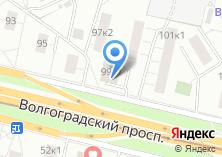 Компания «Символ 7» на карте