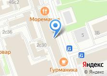 Компания «Кислород О2» на карте