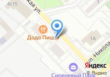 Компания «ЦТК торговый дом» на карте
