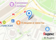 Компания «Ремонт стиральных машин Bosch в Москве» на карте