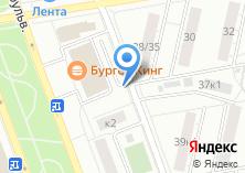 Компания «Автостоянка на Юных Ленинцев» на карте
