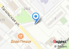 Компания «Автомойка на ул. Николая Химушина» на карте