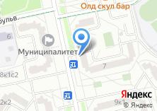 Компания «Ортолайн» на карте