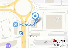Компания «Спецпродукция» на карте