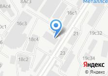 Компания «Векс-строй» на карте