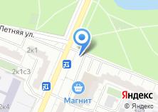 Компания «Автостоянка на Краснодонской» на карте
