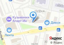Компания «Дом быта на ул. Юных Ленинцев» на карте